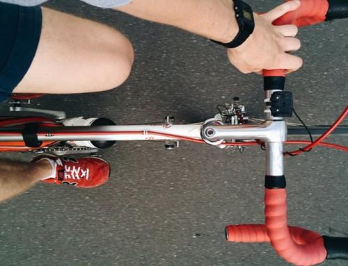 Bike Transition Setup with Jessi Stensland