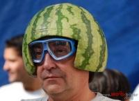 Manly-Watermelon-Motorcycle-Helmet