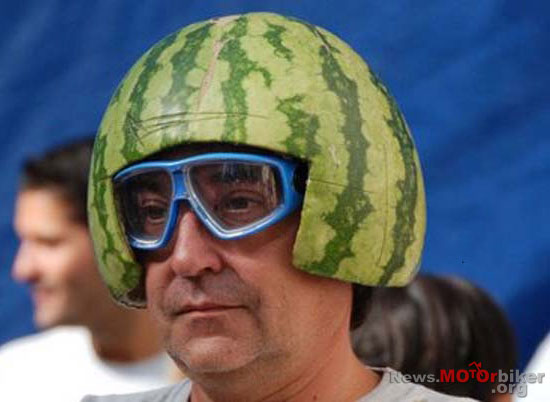 Manly-Watermelon-Motorcycle-Helmet