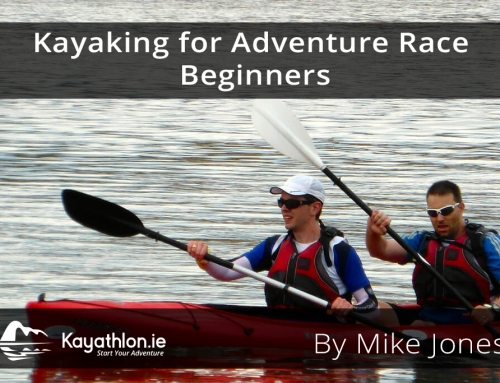 Kayaking for Adventure Racers – Getting On-board by Mike Jones
