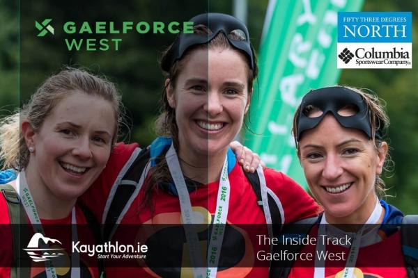 Gaelforce West Adventure Race