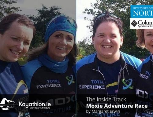 The Inside Track – Moxie Adventure Race