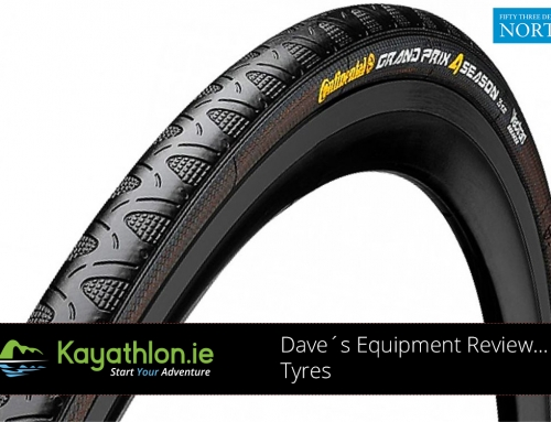 Dave's Equipment Review…Tyres