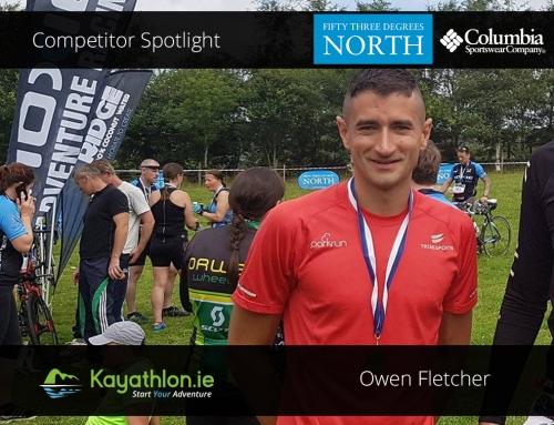 Competitor Spotlight – Owen Fletcher