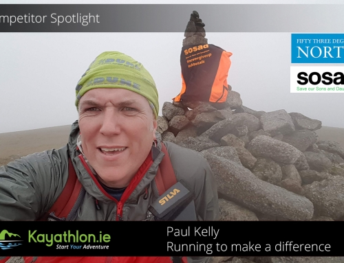 Competitor Spotlight – Paul Kelly – Racing to Make a Difference!
