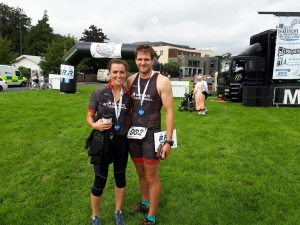Post Boyne adventure race