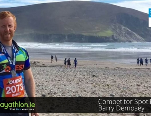 Competitor Spotlight – Barry Dempsey