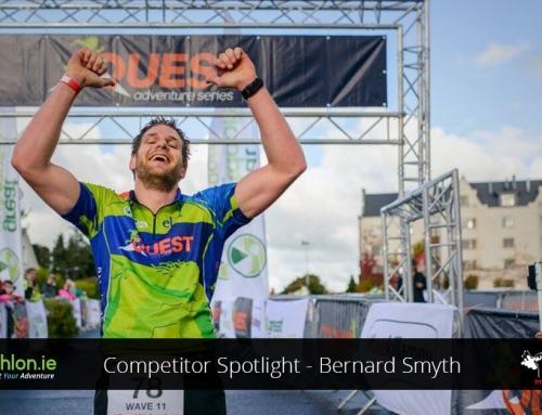 Competitor Spotlight – Bernard Smyth
