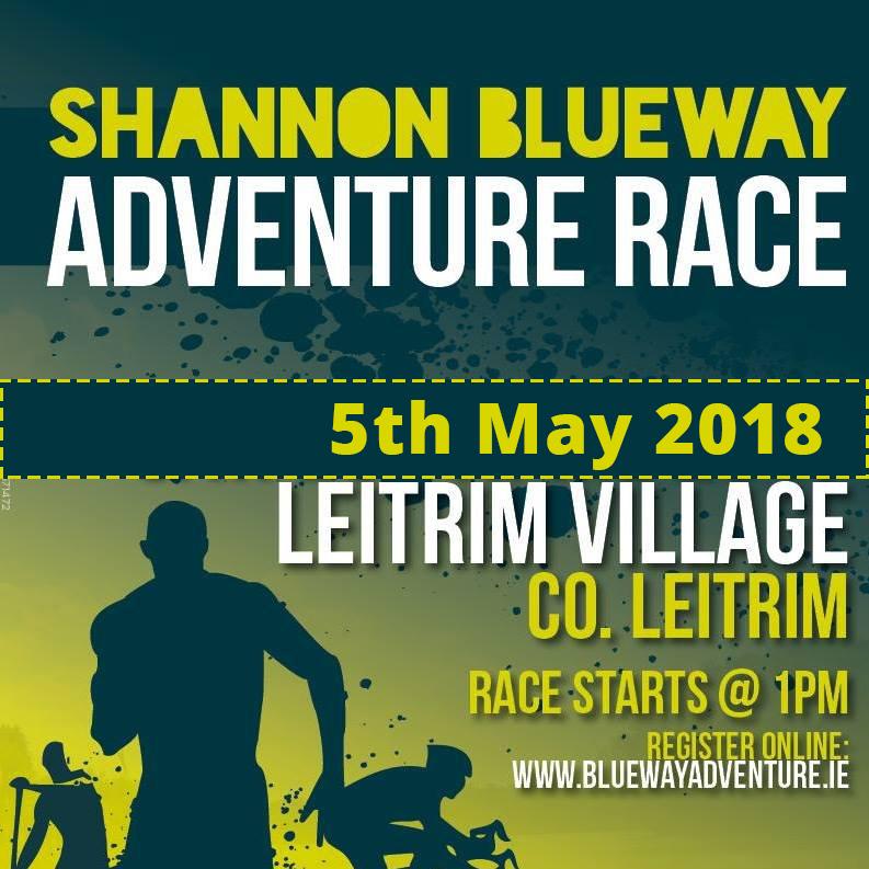 Shannon Blueway Adventure Race
