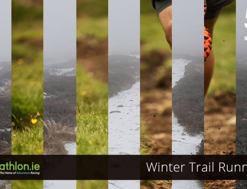 Trail Running in Winter!