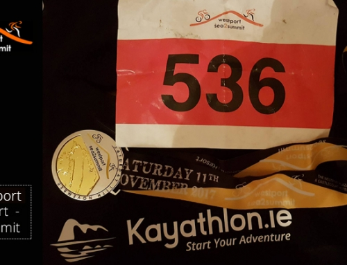 Race Report – Westport Sea2Summit