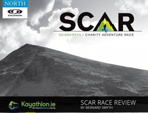 Race Review – SCAR – by Bernard Smyth