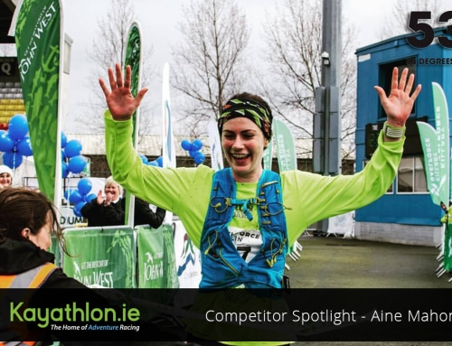 Competitor Spotlight – Aine Mahony