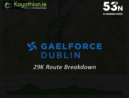 The Inside Track – Gaelforce Dublin 2018 – 29k Route