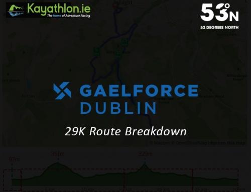 The Inside Track – Gaelforce Dublin 2018 – 29k Route