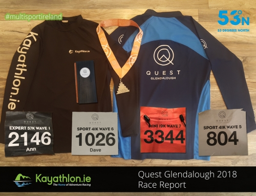 Quest Glendalough 2018 – Race Report