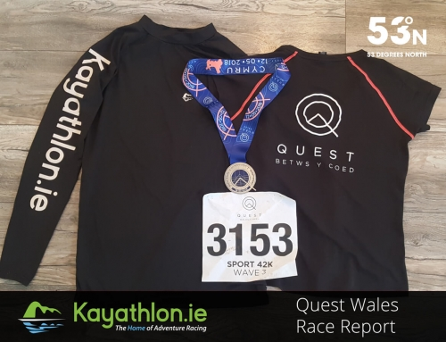 Quest Wales – Race Report
