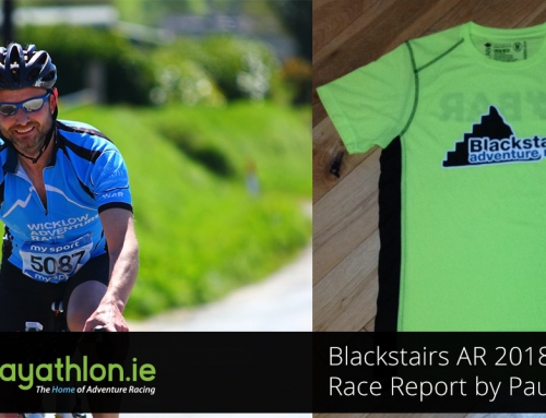Blackstairs Adventure Race 2018 – Race Report