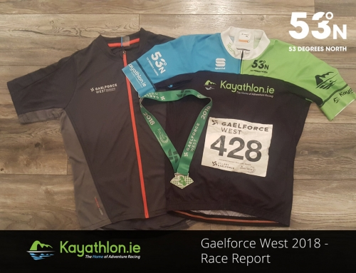 Gaelforce West 2018 – Race Report