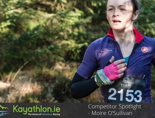Competitor Spotlight – Moire O'Sullivan