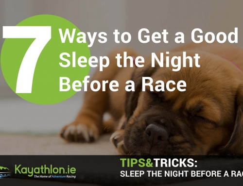 7 Ways to Ensure a Good Nights Kip the Night Before A Race