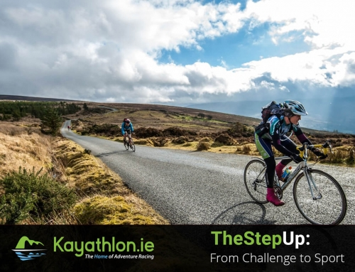 THE STEP UP – FROM CHALLENGE TO SPORT DISTANCE