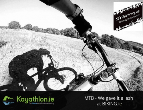 Have you tried your hand at MTB?