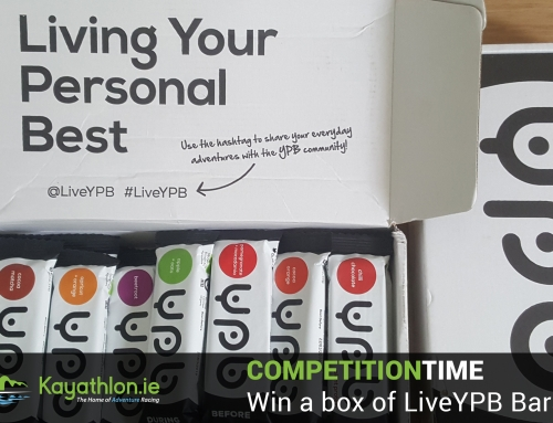 Competition Time: Win a box of yummy nutritional LiveYPB bars