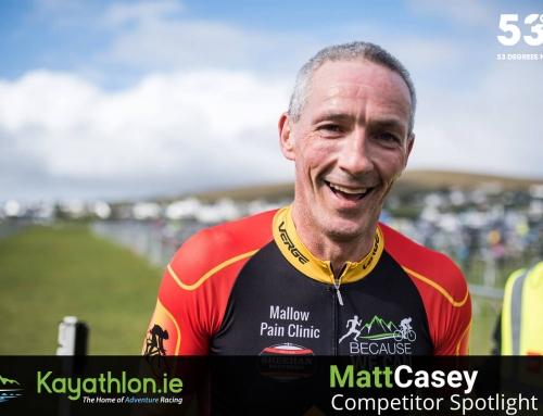 Competitor Spotlight – Matt Casey
