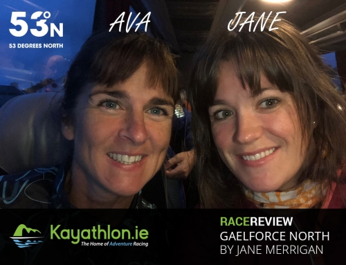 Gaelforce North Race Report by Jane Merrigan