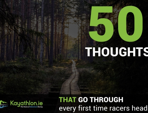 50 thoughts that go through every first time adventure racers head
