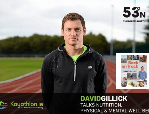 David Gillick – Back on Track