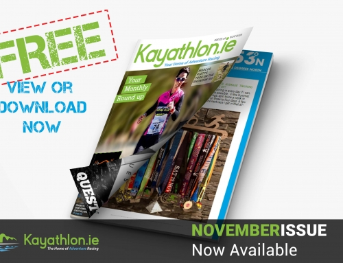 Kayathlon.ie Magazine – November Issue