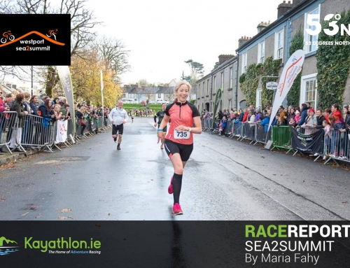 Race Report: Sea2Summit by Maria Fahy