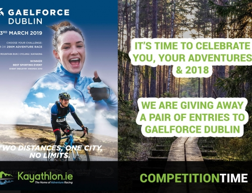Competition Time: Win 2 Entries to Killary Gaelforce Dublin