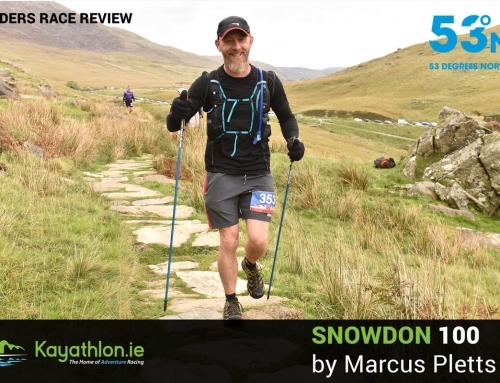 GB ULTRAS SNOWDON 100 MILES – By Marcus Pletts