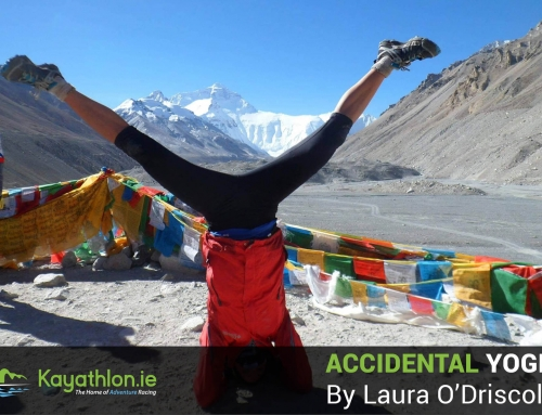 The Accidental Yogi by Laura O'Driscoll