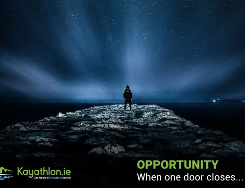 Opportunity…when one door closes…