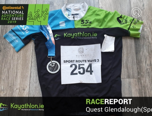 Race Report – Quest Glendalough '19 (Sport)