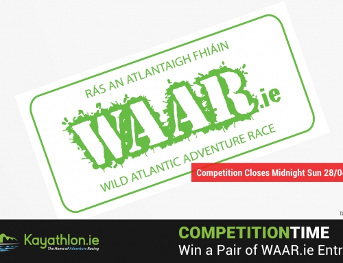 Competition Time: Win a Pair of Entries to the WAAR.ie