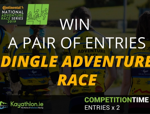 Competition Time: Win a Pair of Entries to the Dingle Adventure Race
