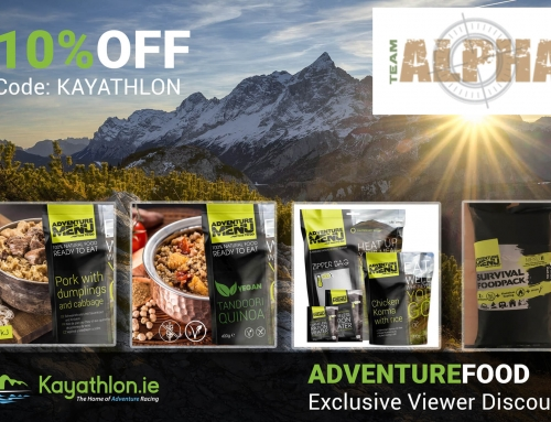 Exclusive Viewer Discount: Adventure Foods from Team-Alpha.ie