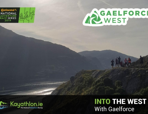 Into the West with Gaelforce