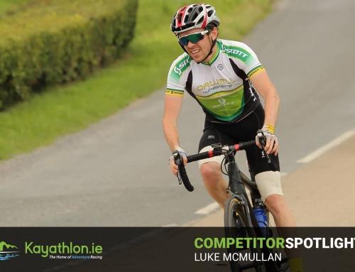 Competitor Spotlight – Luke McMullan