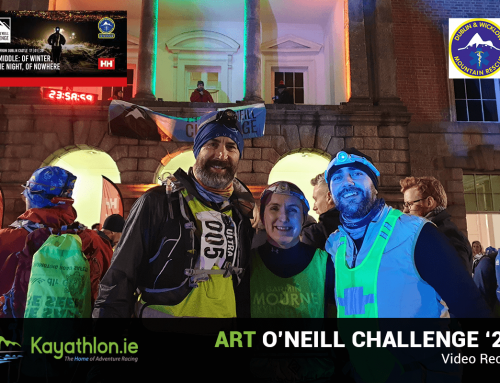 Art O'Neill Challenge 2020 – Review Video