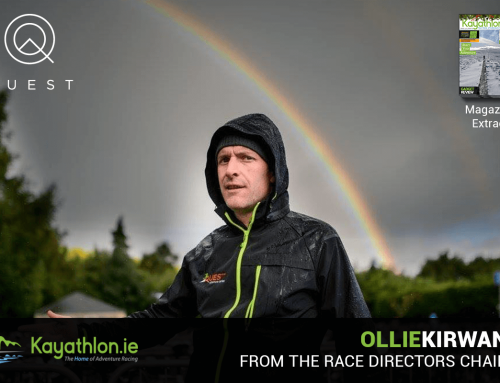 Ollie Kirwan  – From the Race Directors Chair