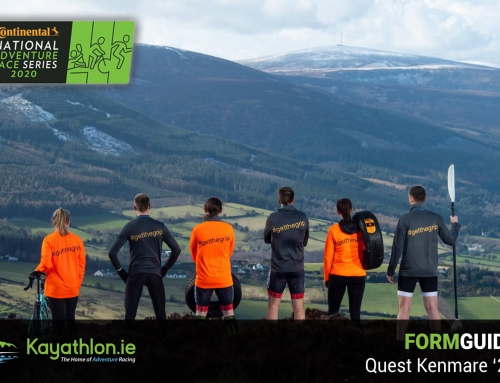 Continental National Aventure Race Series Form Guide: Quest Kenmare