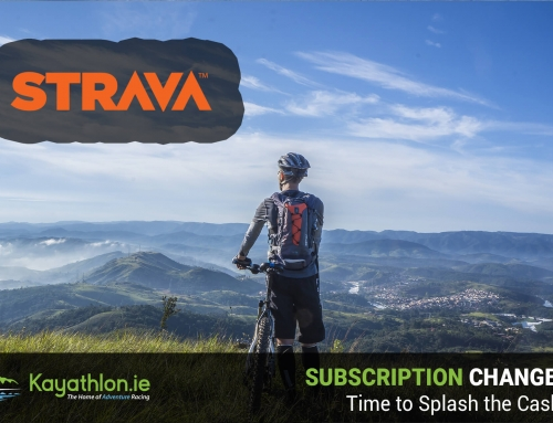 Strava…There are changes on the horizon