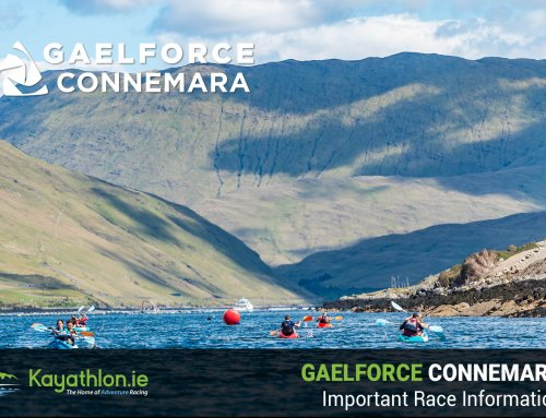 Gaelforce Connemara 2020: Important Pre-race Information
