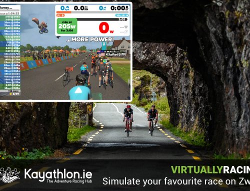 Simulate Your Favourite Adventure Races on Zwift